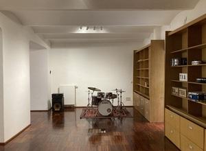 Musiker co-working space - Räumlichkeiten für eigene Unterrichtspraxis oder andere musikalische Aktivitäten