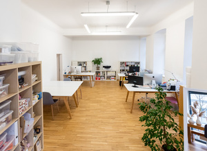 Freie Plätze in unserem Office Theresiengasse