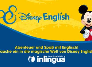 Disney English - Schnupperstunde