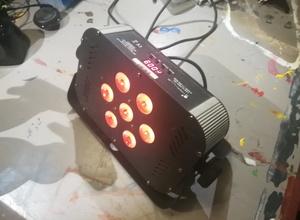 LED RGB Scheinwerfer