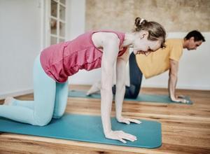 HERBST-AKTION: Rückenfit, Pilates & Yoga