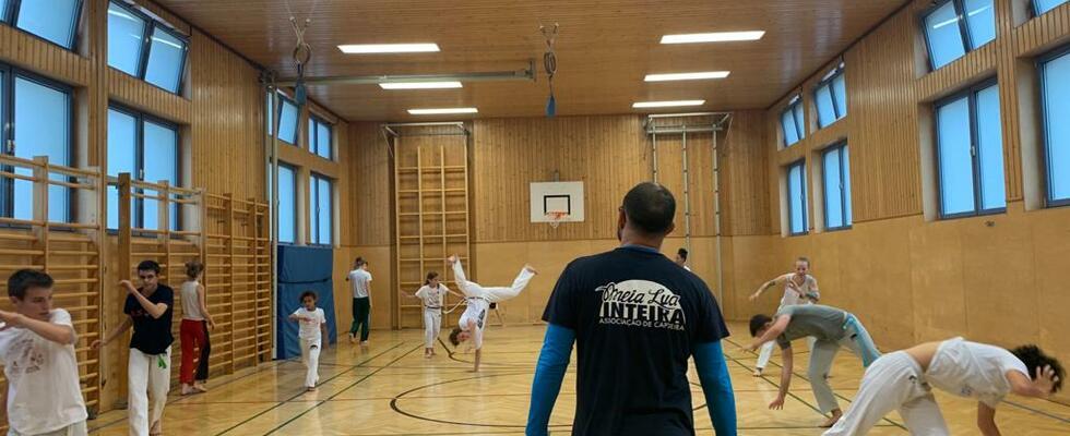 Capoeira für Jugendliche und Erwachsene