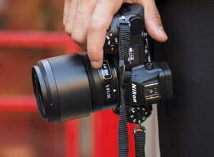 Nikon Z6 mit NIKKOR Z 50 mm 1:1,8 S