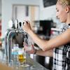 Café Bar Einfahrt