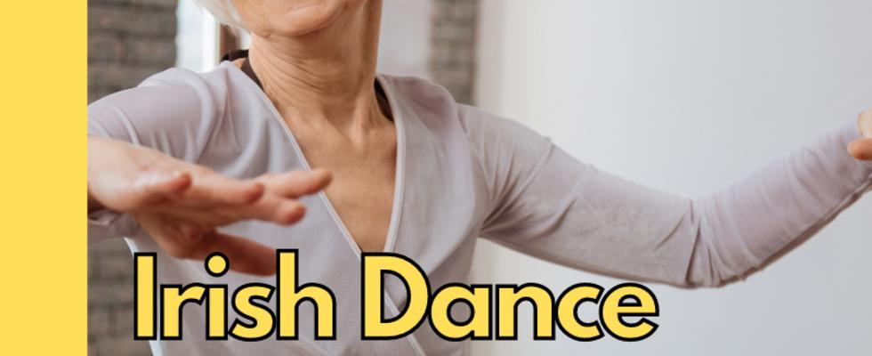 Schnupperstunde Irish Dance 50+