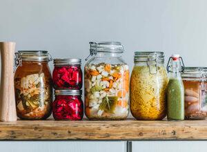 Gemüse fermentieren - Workshop