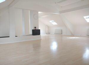 Vermiete helles, loftartiges 120m2 Studio