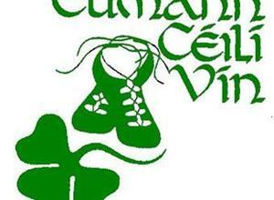 Tanzabend von Cumann Ceili Vin - irischer traditioneller Tanz