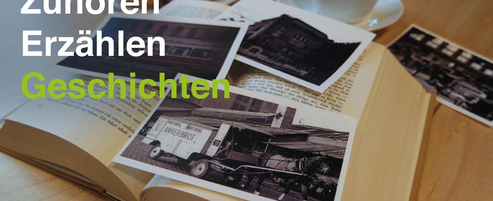 Geschichten aus der Nachbarschaft: Die Ankerbrotfabrik damals und heute