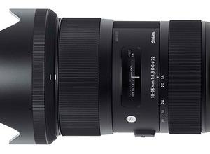 SIGMA 18-35mm F/1.8 DC HSM ART für Canon EF