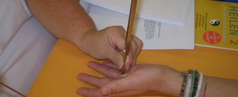 "Seminar Phonophorese / Klangpunktur ""Stimmgabeln statt Nadeln"" - 2 Tage"