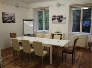 Raum für Workshops, Seminare, Kurse, Einzelunterricht