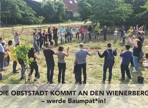 Verschoben! Obstbäume am Wienerberg - Mach mit bei der Pflanzung!