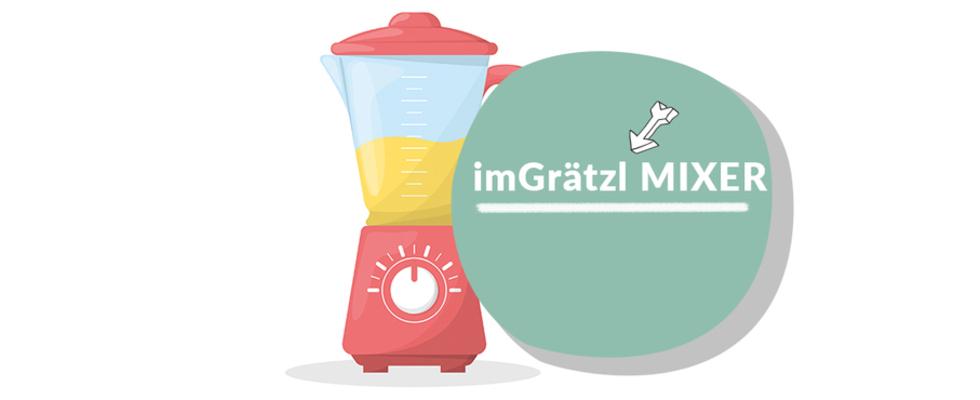 imGrätzl Mixer - Für neue Kontakte & mehr Kooperationen