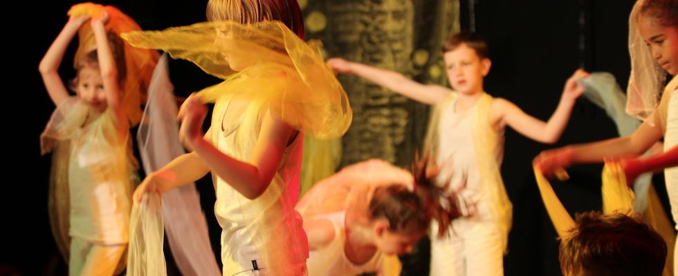 Schnupperstunde Rhythmik-Tanz für 4,5-6 Jährige:  Mi 17.10h