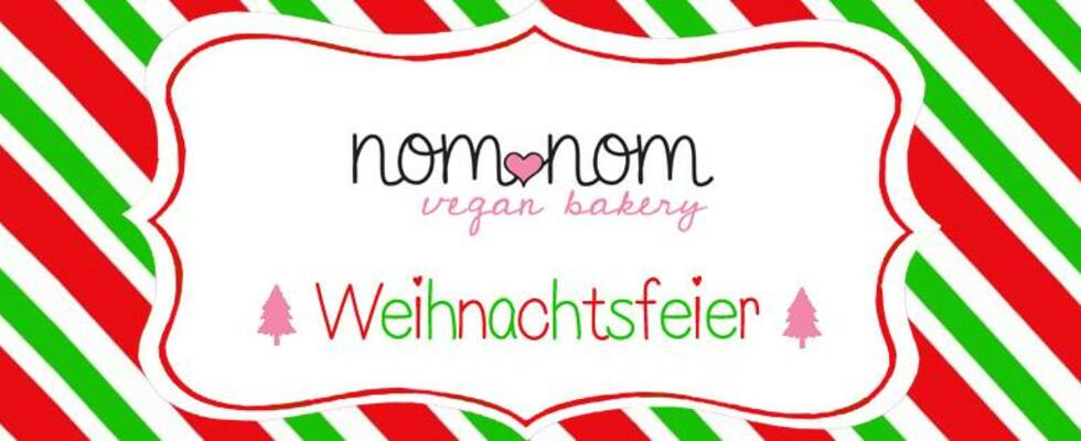 Vegane Weihnachtsfeier im NomNom