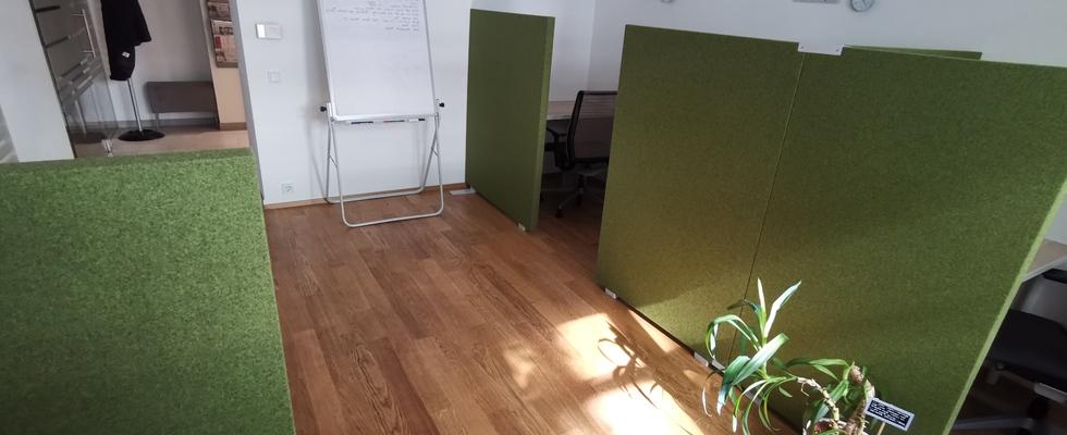 Co-Working Desks - Alternative zu kostspieligem Kleinbüro