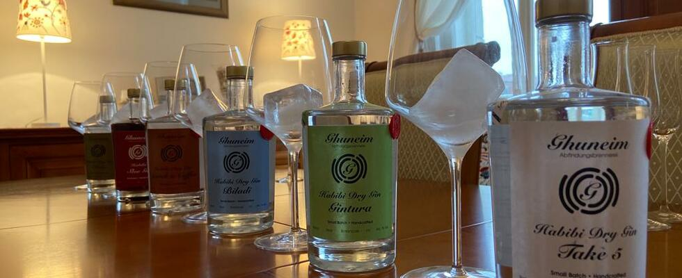 Gin-Degustationserlebnis im 3. Bezirk!