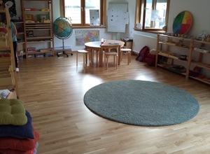 Räume in Montessori Initiative Mäander